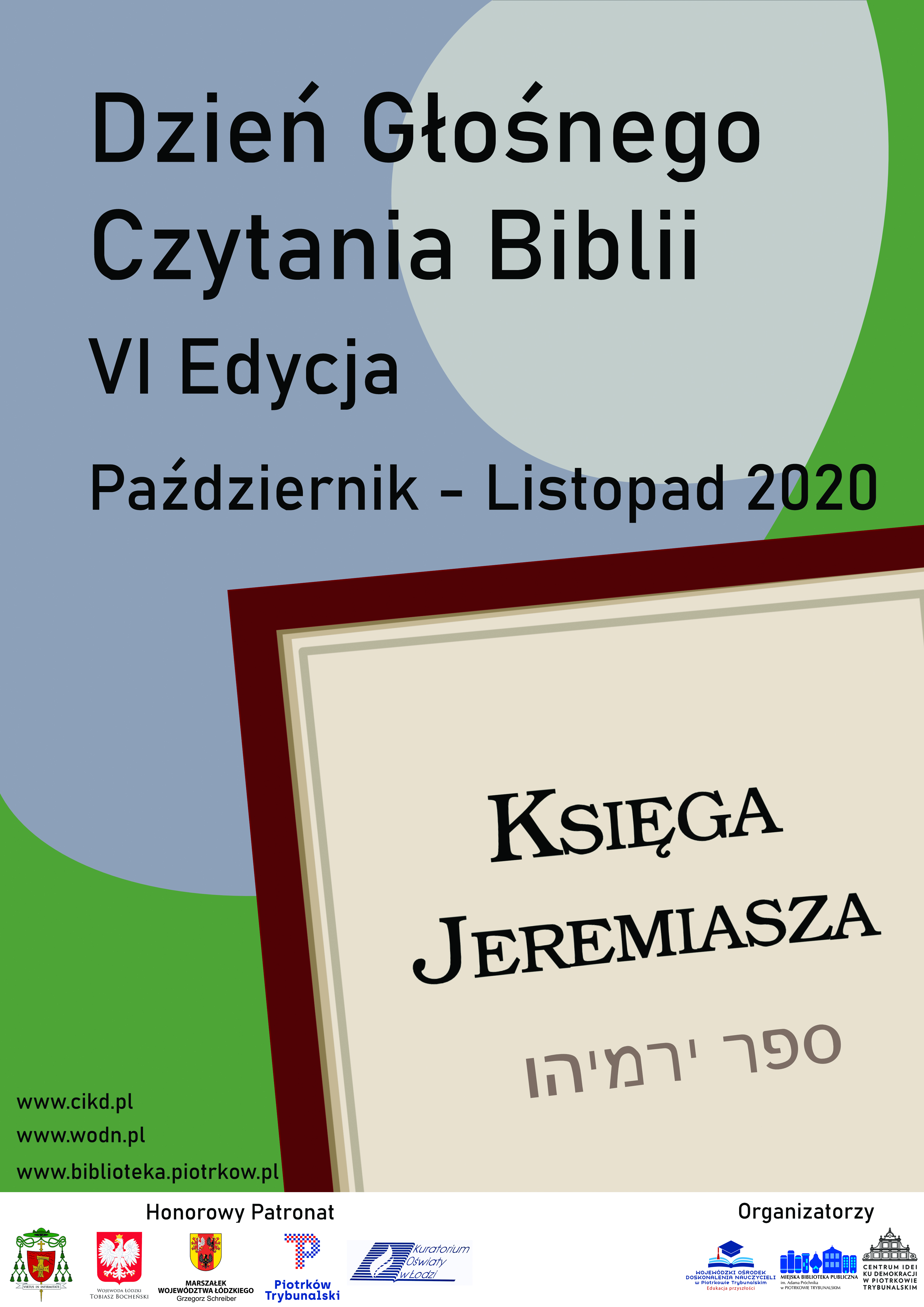 VI. EDYCJA DNIA GŁOŚNEGO CZYTANIA BIBLII