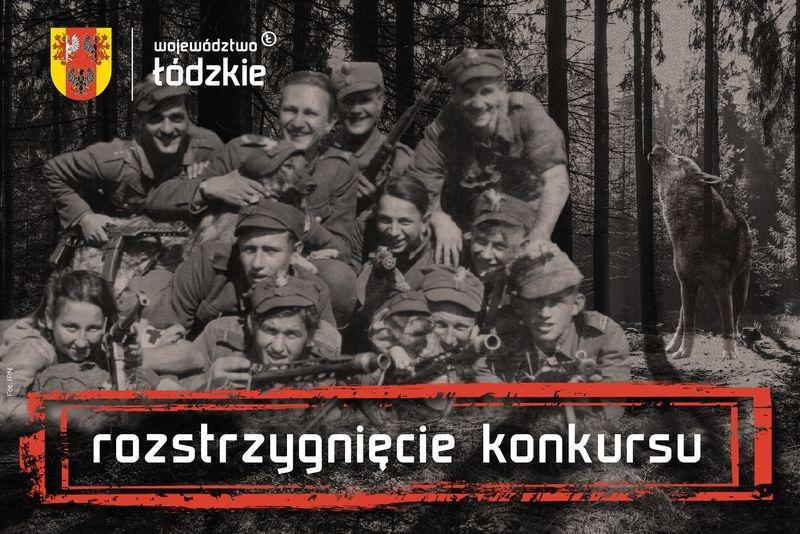 """Uroczystość podsumowująca etap regionalny Konkursu<br>""""Żołnierze Wyklęci na terenie województwa łódzkiego"""""""
